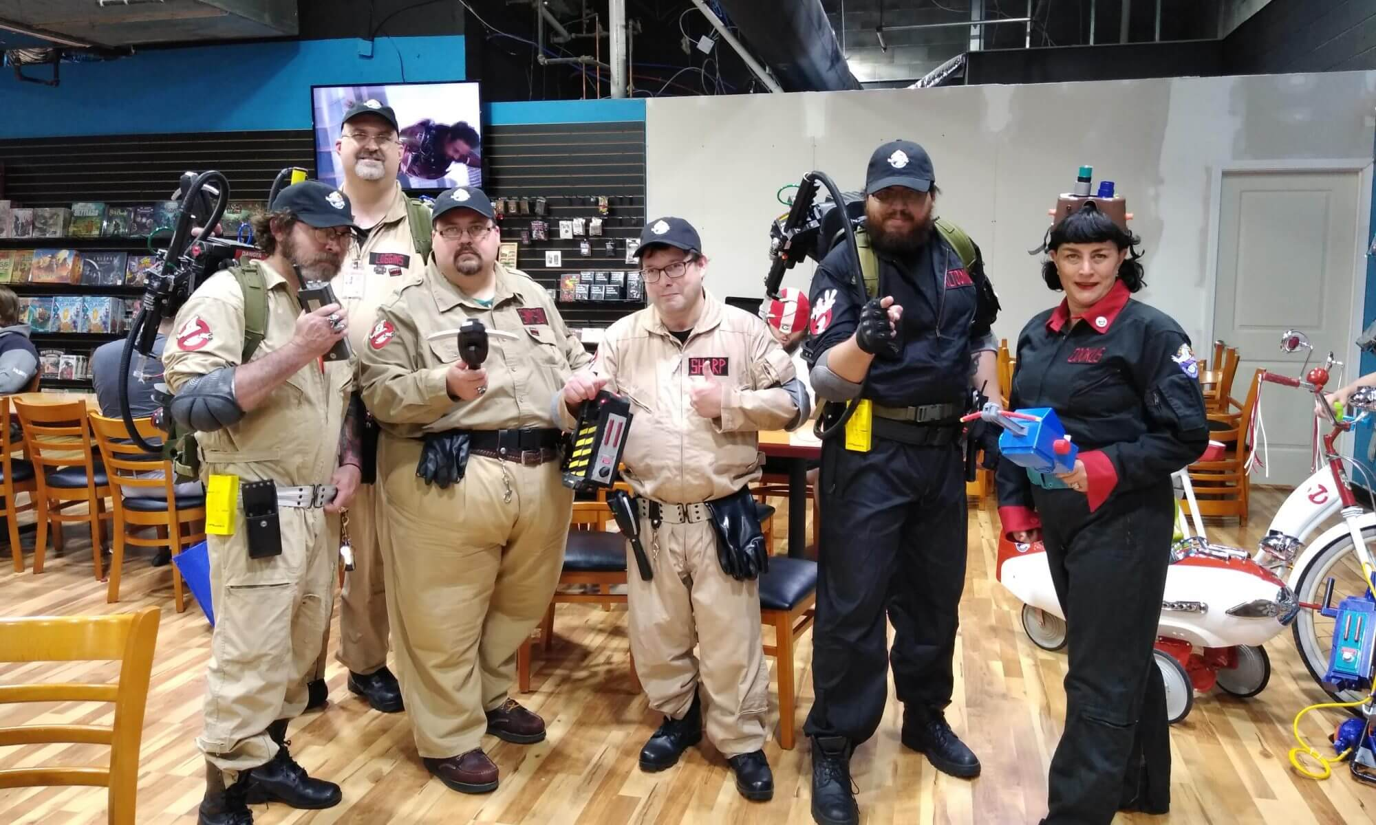 The North Georgia Ghostbusters